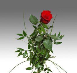 Díszített rózsa