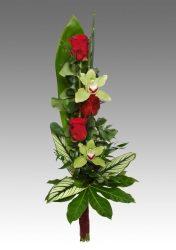 Különleges rózsacsokor